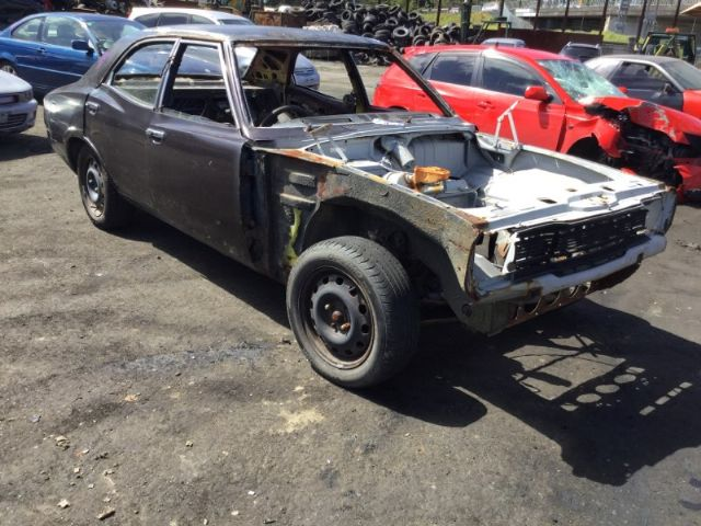 Ford Cortina Other