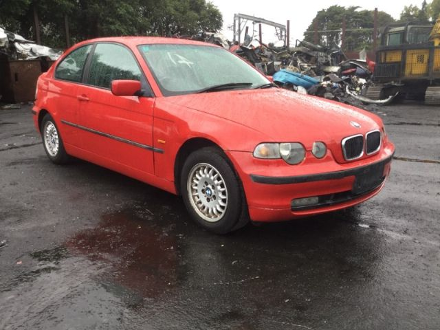 BMW 3 Series E46 318ti