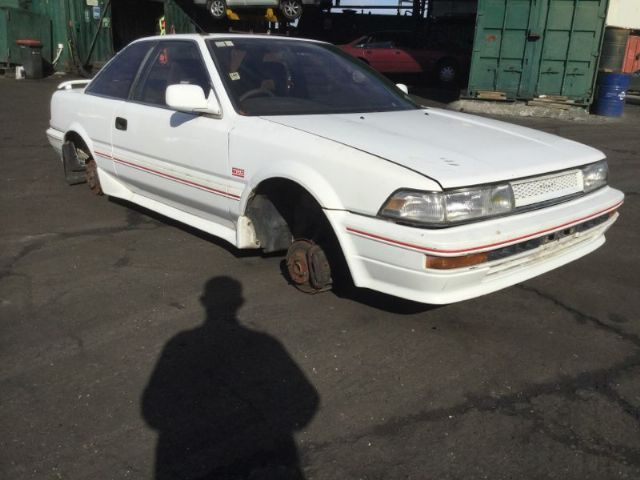 Toyota Levin AE92