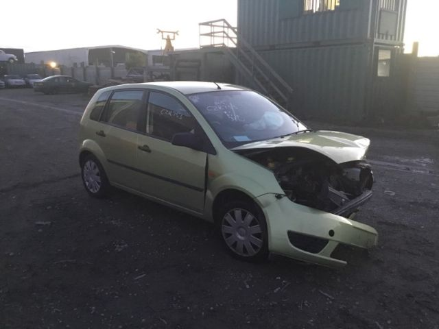 Ford Fiesta WP 02/2004 - 01/2006