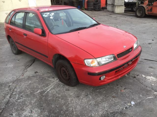 Nissan Lucino N15 1995-2000