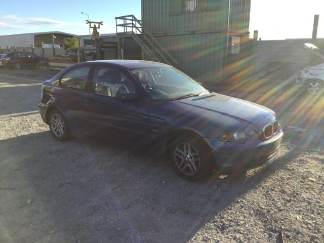 BMW 3 Series E46 316ti