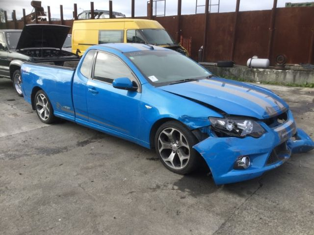Ford Falcon FG XR6 2008 -