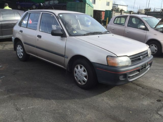 Toyota Starlet EP81