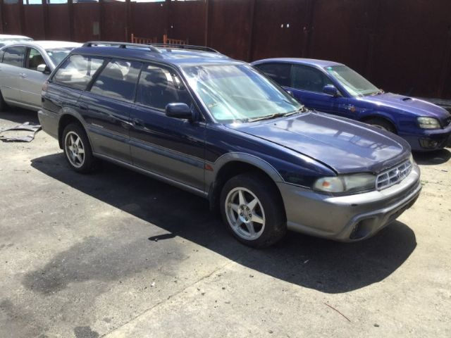 Subaru Grand Wagon BG 1995-1996