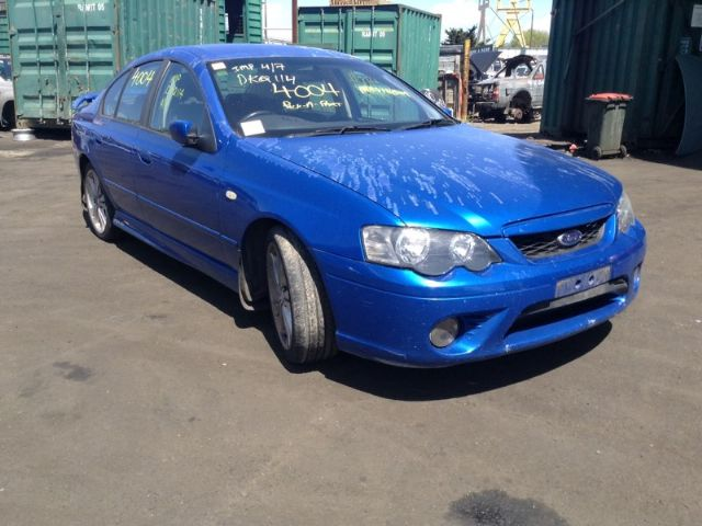 Ford XR6 Other