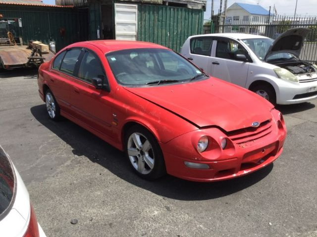 Ford Falcon AU2 XR8 03/2000 - 09/2002