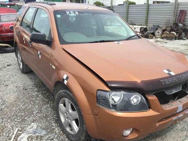 Ford Territory SY 10/2005 - 02/2008