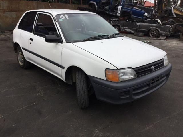 Toyota Starlet EP80