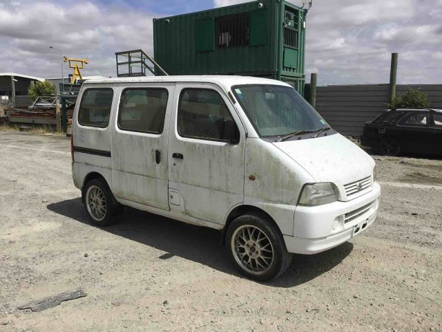 Suzuki Vans Carry Van