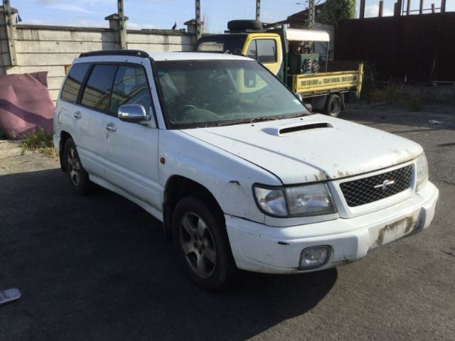 Subaru Forester SF 2000-2002
