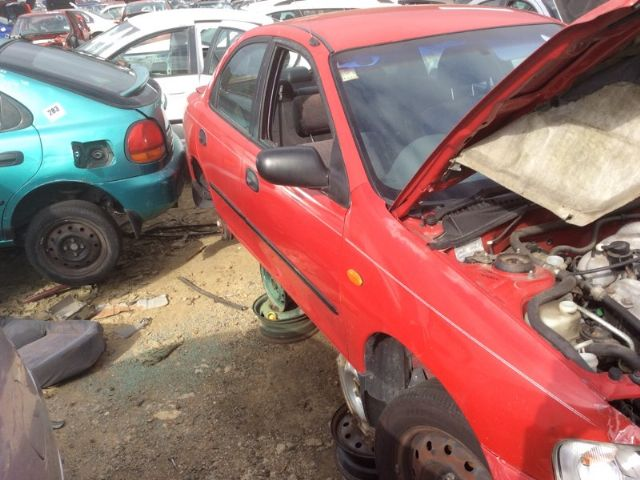 Ford Laser Other