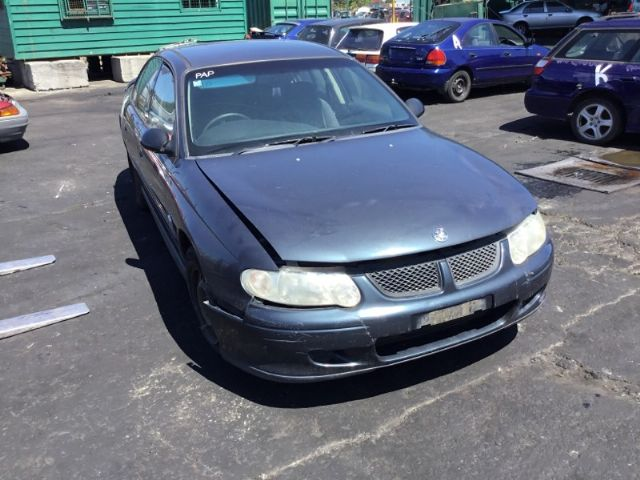 Holden Commodore VX 09/00-09/02