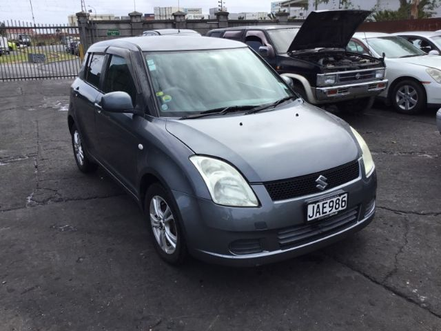 Suzuki Swift ZD11S 2004-2010