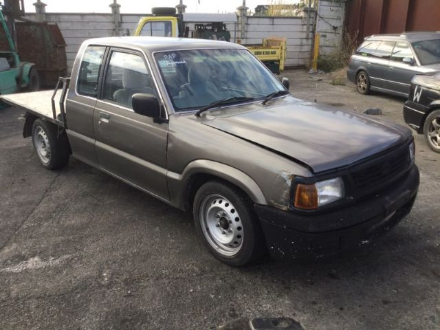 Ford Courier UF 05/87-04/96