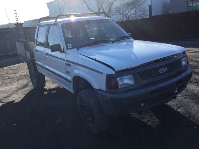 Ford Courier UF 4WD 05/87-04/96