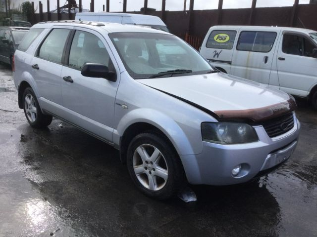 Ford Territory SX 10/2004 - 09/2005