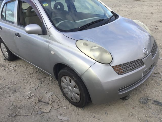 Nissan March Other