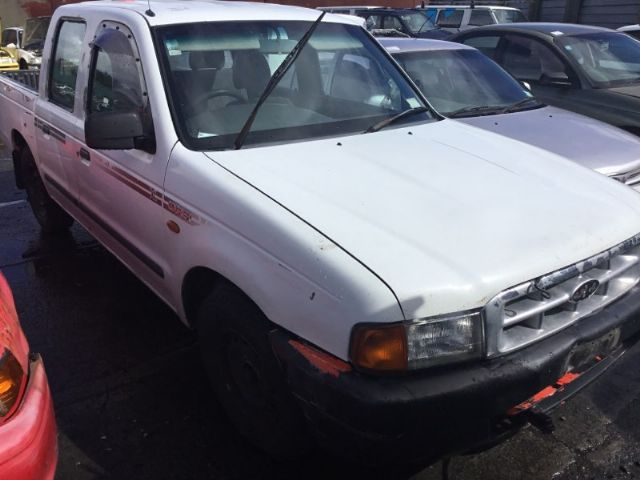 Ford Courier PE 1998 - 2002 (Petrol)