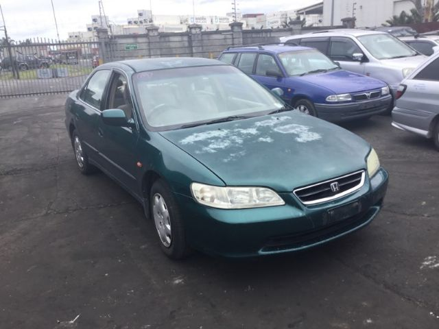 Honda Accord CK 01/99-04/02