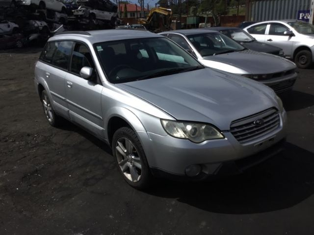 Subaru Outback BP 2006-2008