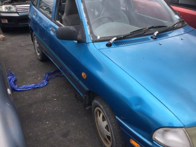 Ford Festiva D23A