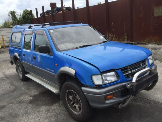 Holden Rodeo TFR25 03/98-02/03