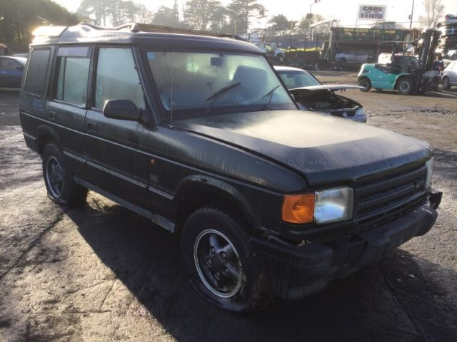 Landrover Discovery LT