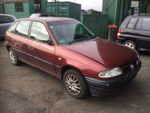 Holden Astra TR 6/96-8/98