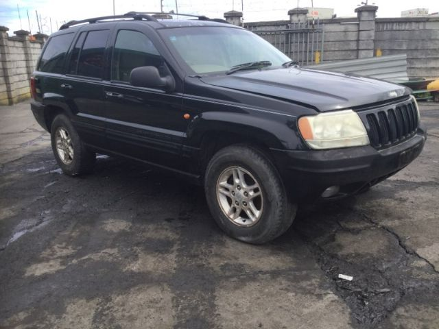 Jeep Grand Cherokee WJ 1999-2004