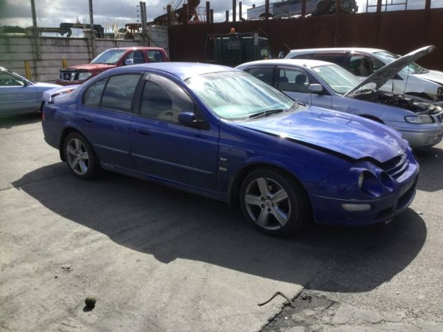 Ford Falcon AU3 XR6 10/2002 - 2003