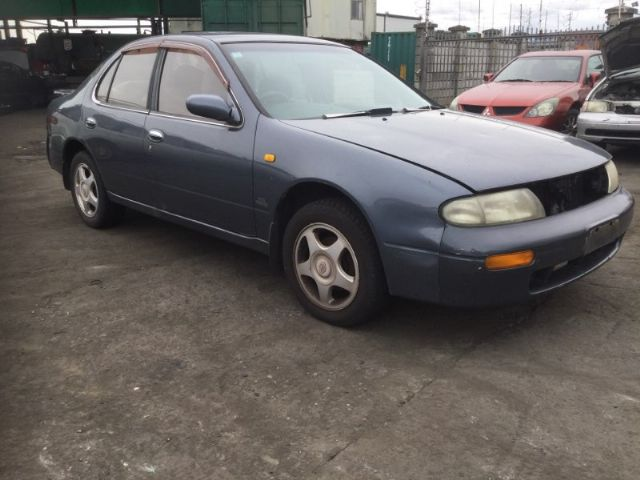 Nissan Bluebird U13SSS Early