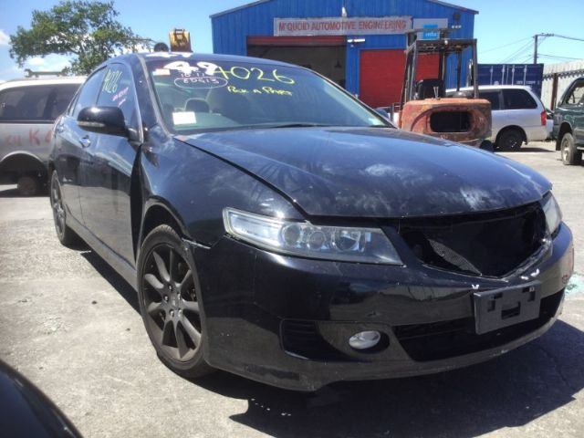 Honda Accord CL9