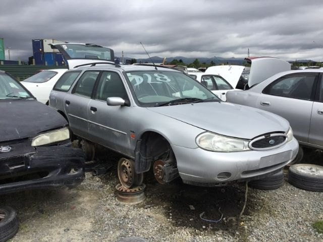 Ford Mondeo HD 12/98-01/00