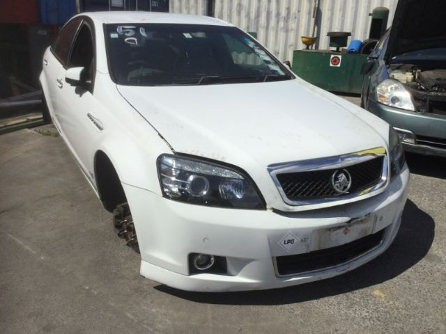 Holden Caprice WM