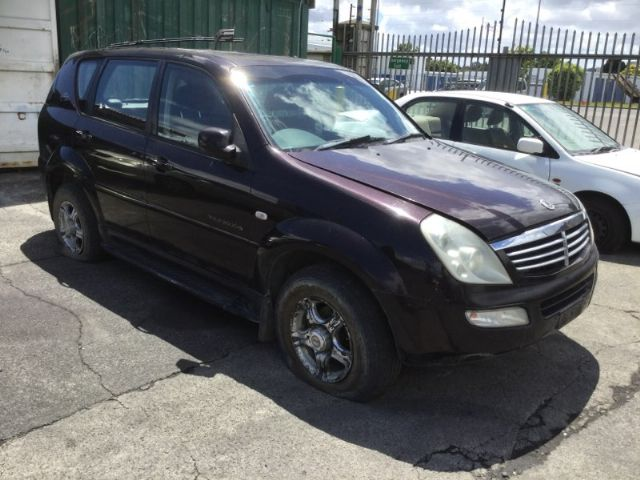 Ssangyong Rexton Y200 2001-2017