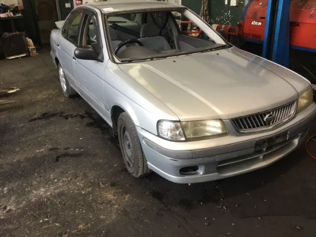 Nissan Sunny Other
