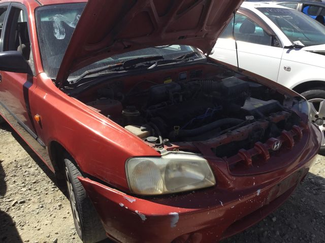 Hyundai Accent Other