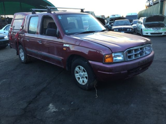 Ford Courier PE 1998 - 2002 (Diesel)