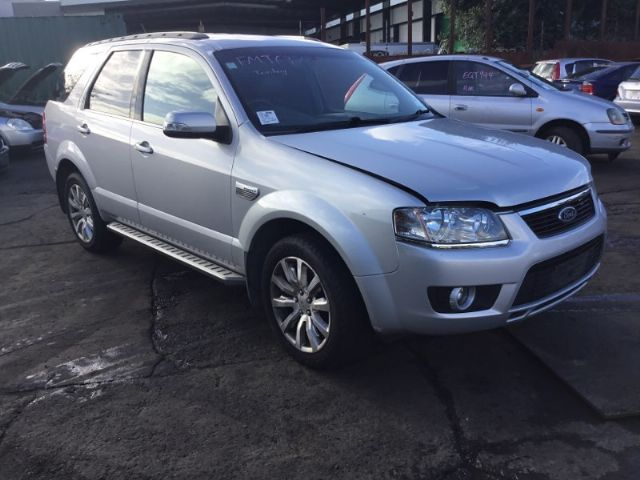 Ford Territory SY11 02/2008 - 01/2011