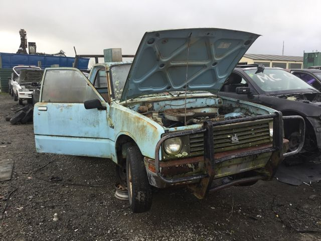 Holden Rodeo KB 01/81-01/83